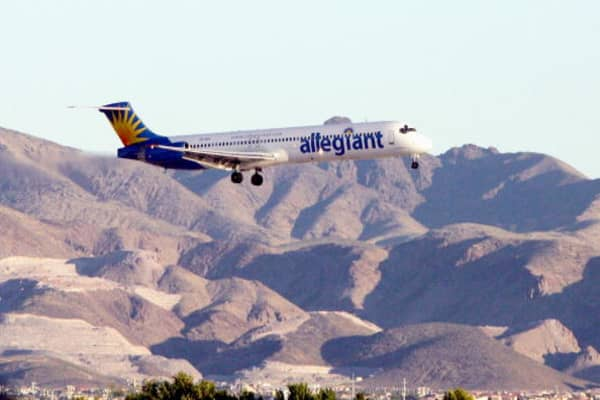 Allegiant's safety record under fire after '60 Minutes' report