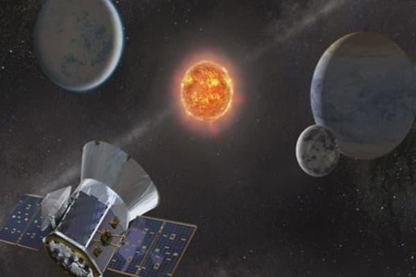 SpaceX is launching NASA's $337 million satellite