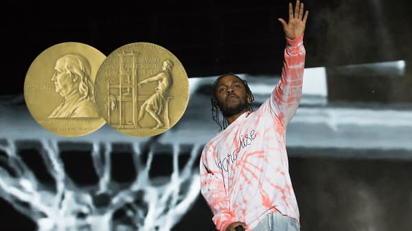 Rapper Kendrick Lamar just made history by scoring a Pulitzer Prize for his album 'Damn'