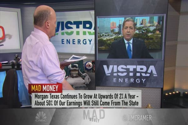 Vistra Energy CEO: Coal is on its way out