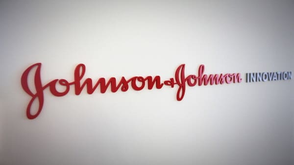 Johnson & Johnson CFO: Pharma business continues 'stellar' results