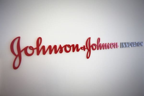Johnson & Johnson CFO: Pharma business continues 'stellar' results