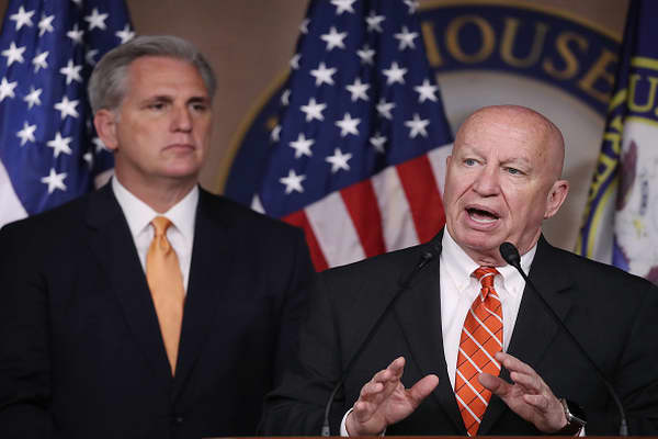 Rep. McCarthy and Rep. Brady on tax reform, House leadership and trade