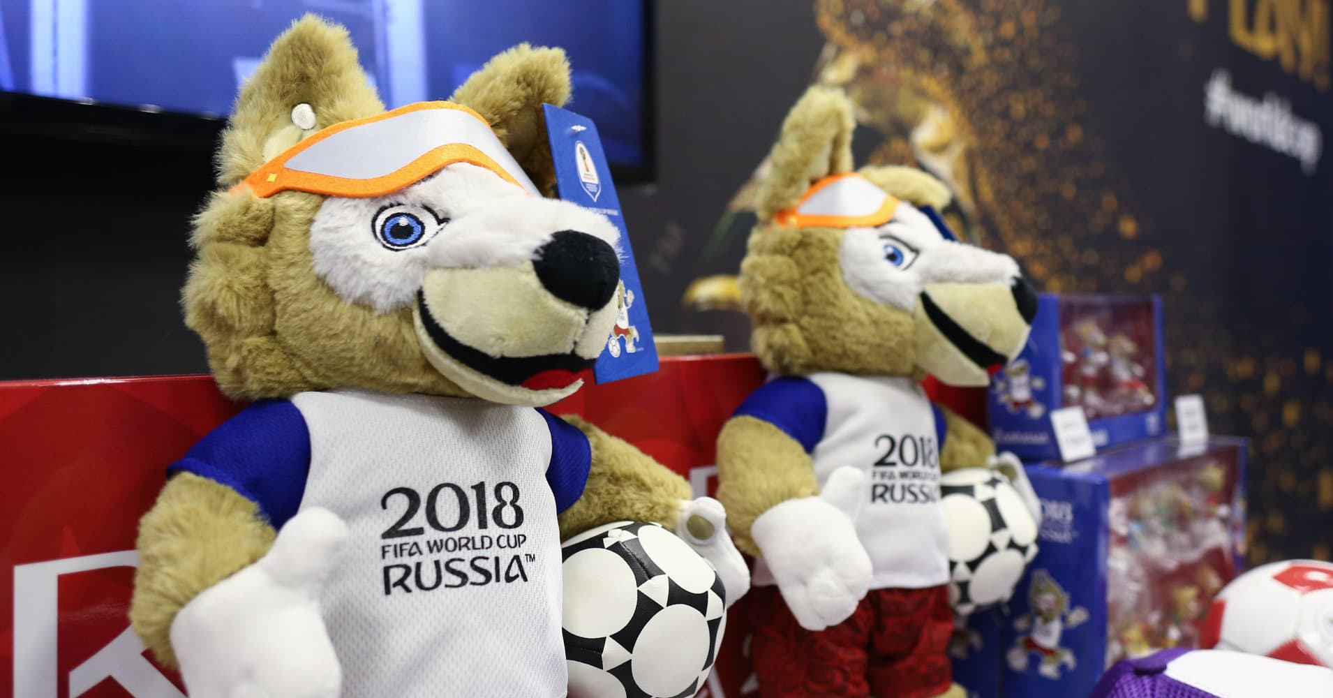 FIFA looks to the East as it struggles to find sponsors for Russia World Cup