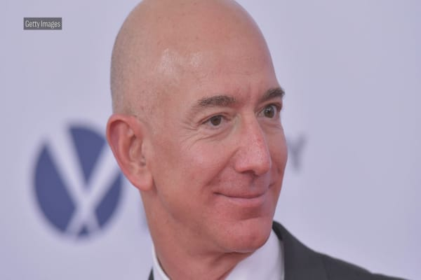 Jeff Bezos tweets praise for the Washington Post' Pulitzer Prize win