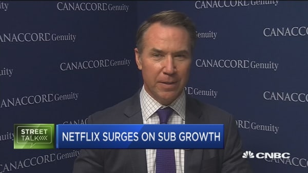 Subscriber strength coming from strength of content, says analyst