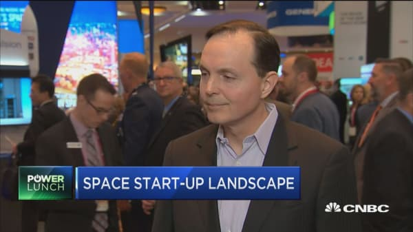 Space Angels co-founder discusses space investment, tech valuations