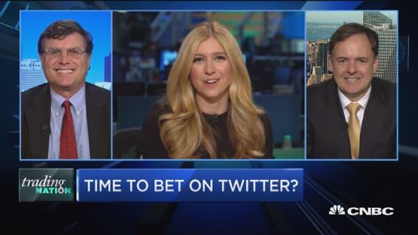 Trading Nation: Twitter soars