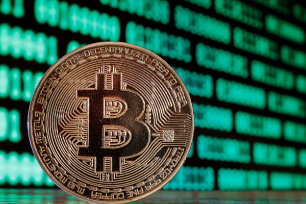 Bitcoin weathers tax day, and one trader thinks a bounce is ahead
