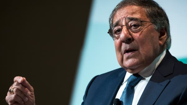 Leon Panetta, former U.S. Defense Secretary and former director of the Central Intelligence Agency