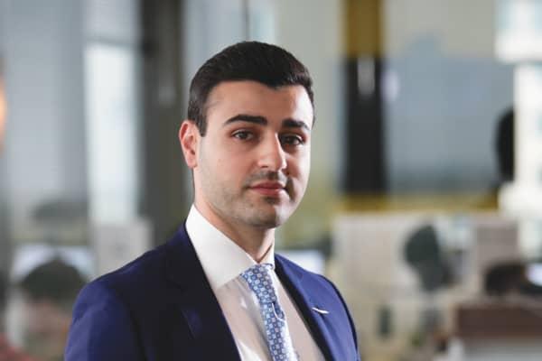 Sergey Petrossov, founder of JetSmarter
