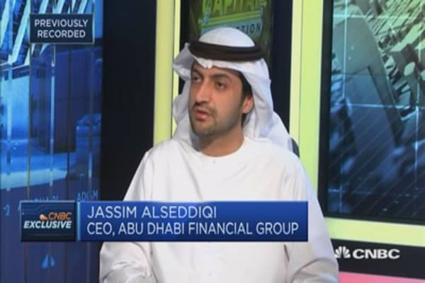 Abu Dhabi ticks all the boxes, says investment CEO