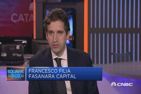 Shift into passive strategies creating a systemic risk, CIO says