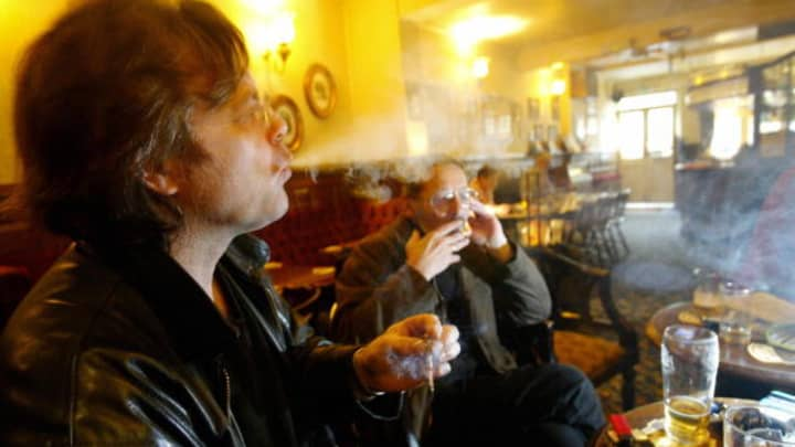 Some publicans say the smoking ban played a big part in the pubs decline.