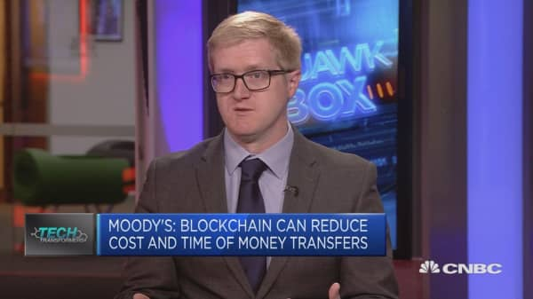 Moody's: Blockchain can reduce cross-border transaction times