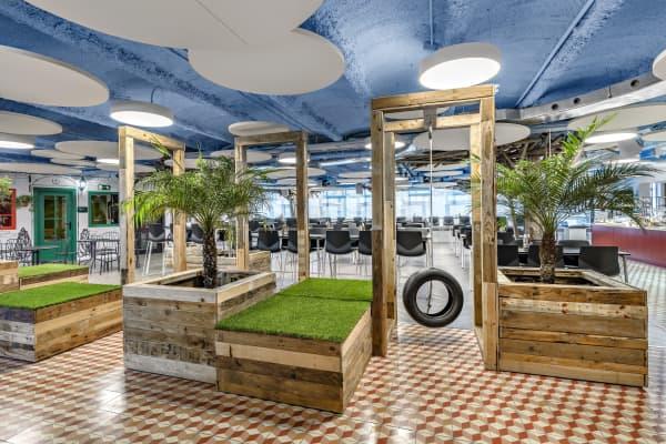 Inside King S Barcelona Offices