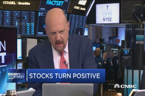 Cramer: I'm disappointed by the last 24 hours of corporate earnings