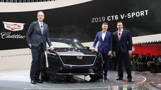 Cadillac President Johan De Nysschen replaced by head of GM Canada