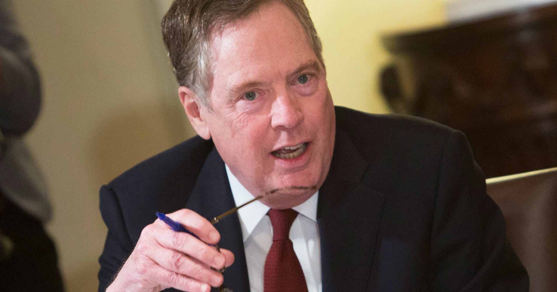 US Trade Rep. Lighthizer thinks more tariffs could be needed to get meaningful China concessions