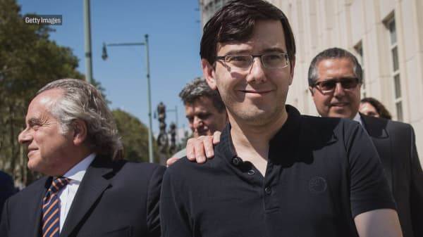 Pharma bro Martin Shkreli is denied minimum security camp and sent to federal prison in New Jersey