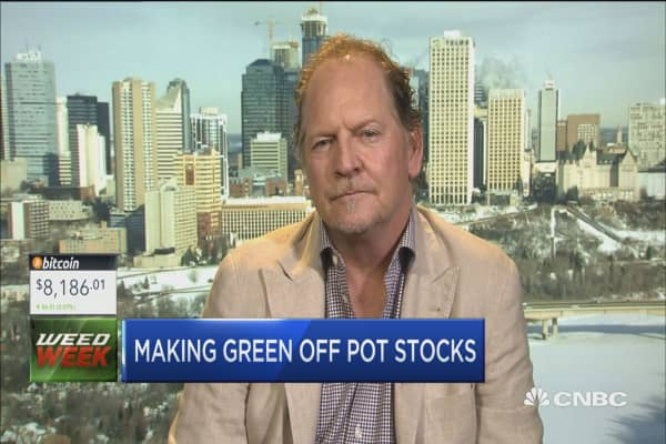 Top cannabis CEO says international market is red hot