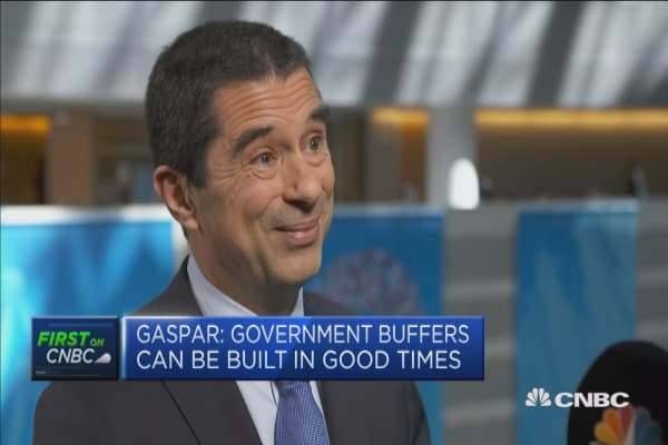 Good times are ideal for building 'buffers and resilience': IMF