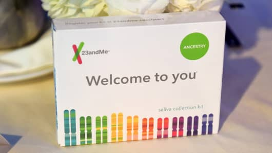 More than 80 percent of 23andMe customers agree to let the company share their DNA with research partners.