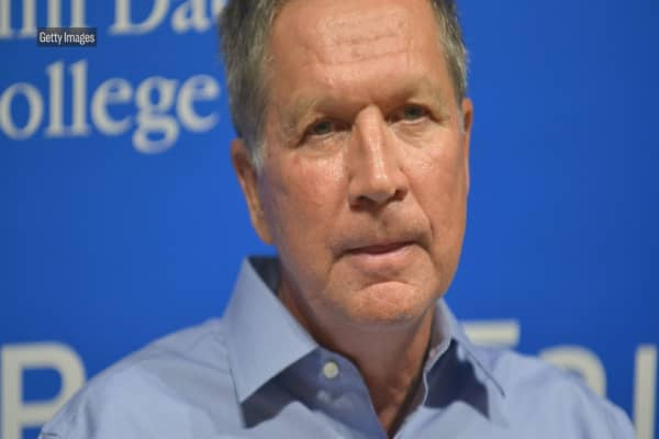 John Kasich's allies are reaching out to GOP mega donors