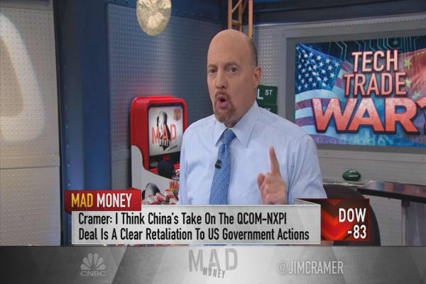 Cramer points to 'China's ultimate weapon' in the trade war: Boycotts