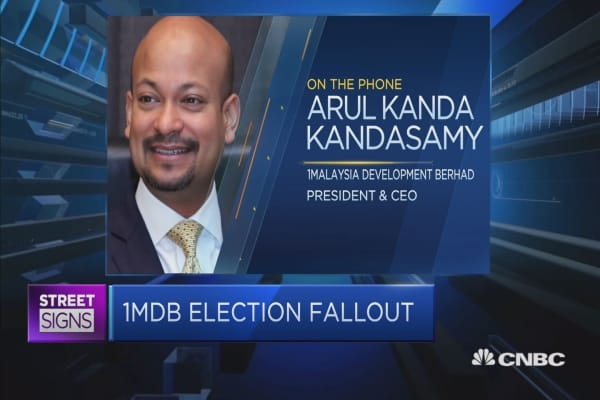 1MDB says it's going to monetize assets and meet debt obligations