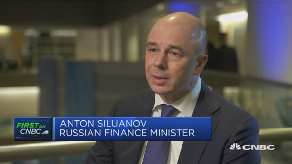 Russian finance minister: Not in favor of sanction-swapping