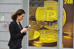 Bitcoin jumps 7% amid massive market sell-off