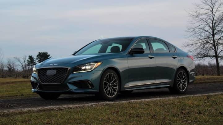 2018 Genesis G80 Sport Review