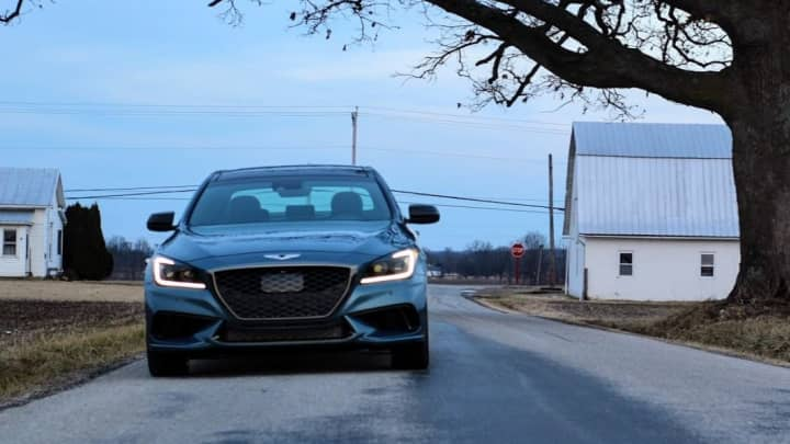 Genesis G Sport Review - Car pro show discount