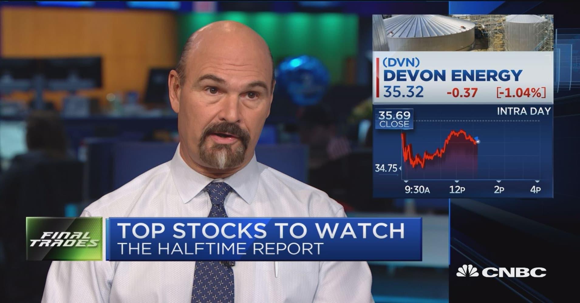 Honeywell, Devon Energy, Store Capital and Bank of America