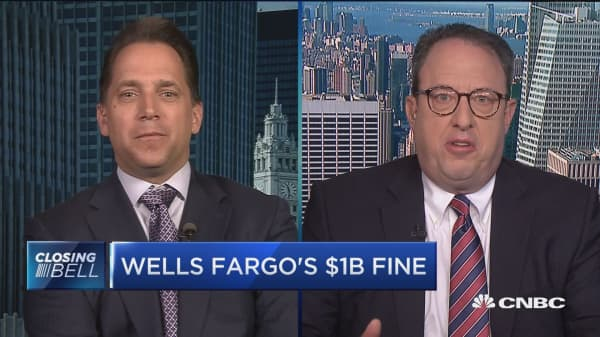 Wells Fargo fine doesn't fit the crime, it should be higher: Pro