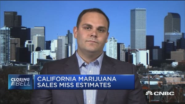 There's going to be a massive undersupply of pot: Marijuana investor