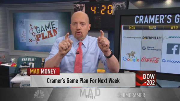 Cramer's game plan: Earnings could push stocks higher