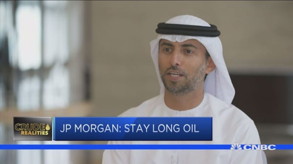 UAE oil minister: Production cuts have helped market to recover