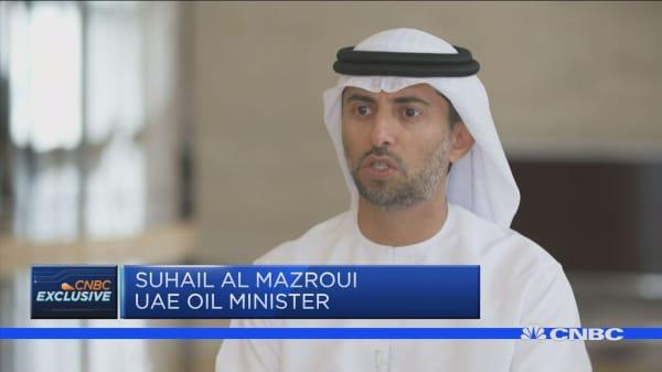 Saudi Arabia will always be safe, says UAE energy minister