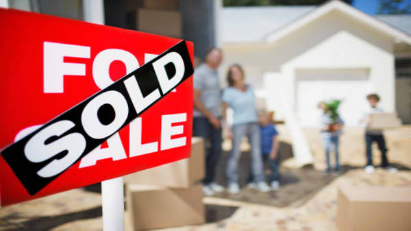 Existing home sales up 1.1% in March