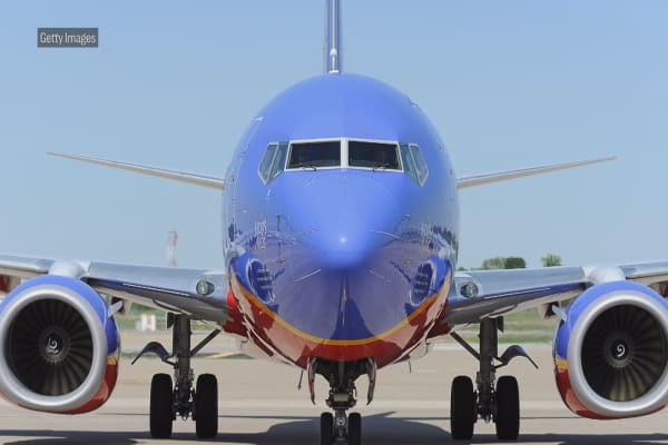 Southwest cancels about 40 flights for engine inspections: Reuters