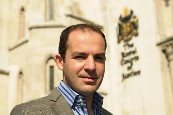Martin Lewis, the founder of Money Saving Expert