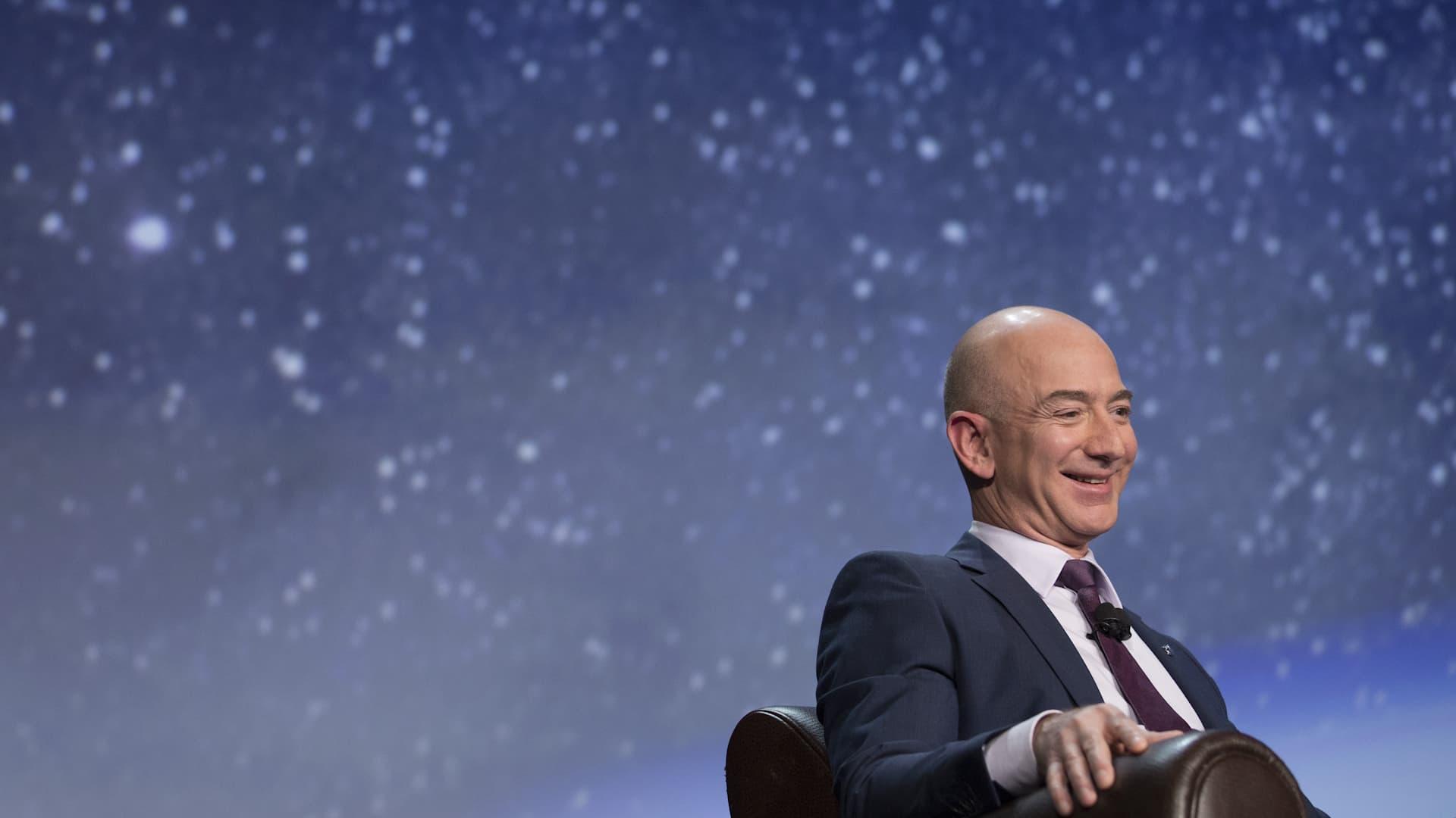 The Jeff Bezos Quote That Nasdaq Ceo Adena Friedman Lives By