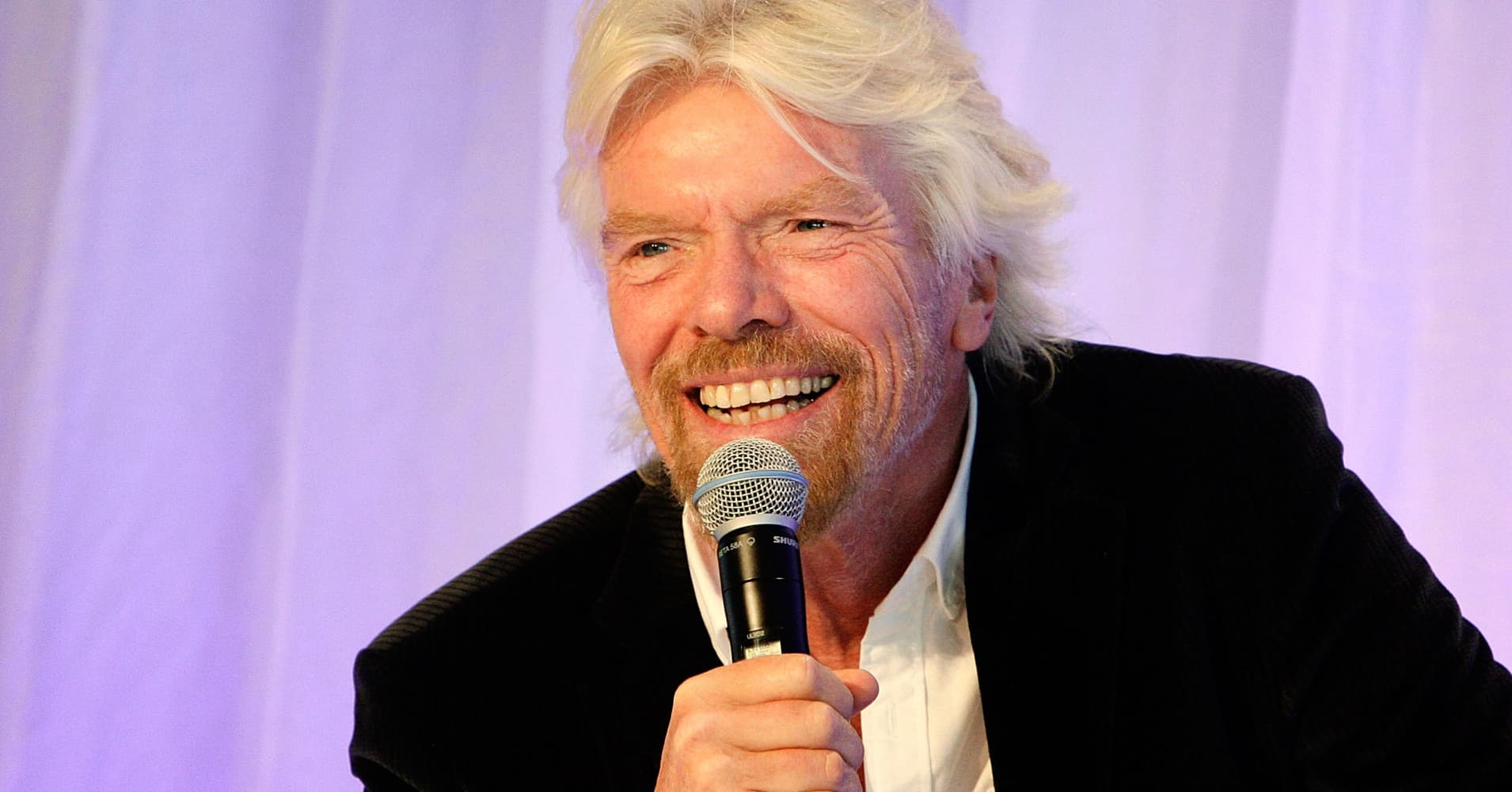 Richard Branson says Virgin Galactic will be in space in 'weeks not months'