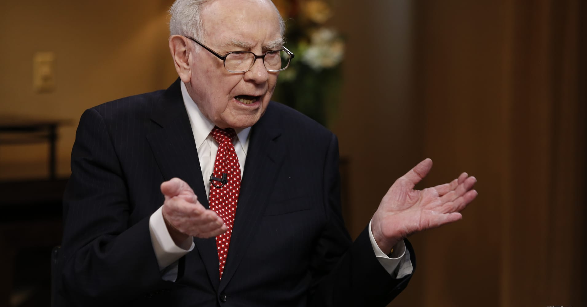 Stock options and common sense warren buffett