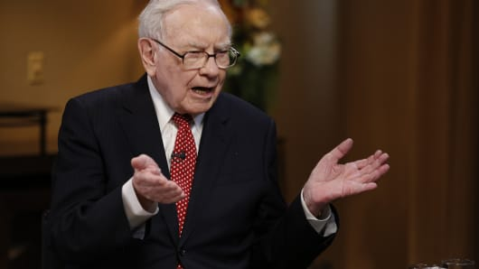 Warren Buffett just released his annual Berkshire Hathaway shareholder letter — Read it here