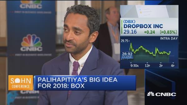 Chamath Palihapitiya explains why Box is his best idea at Sohn