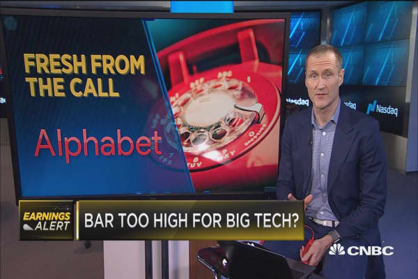 Analyst Gene Munster reacts to Alphabet earnings