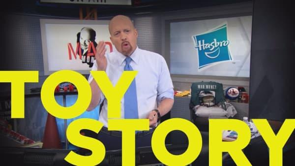 Cramer Remix: How you should focus on Hasbro